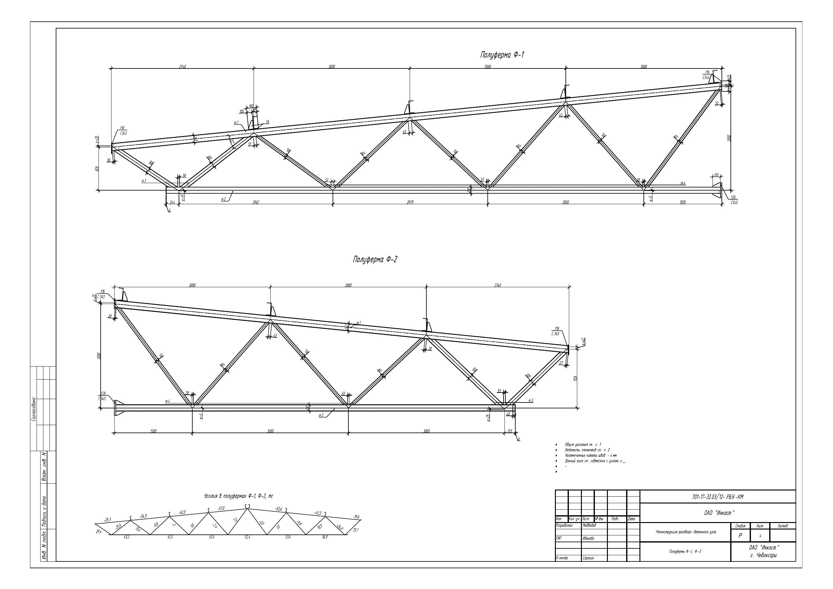 Проектирование стальных конструкций