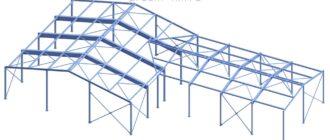 Строительство АБК