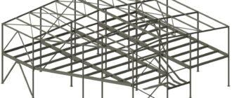 Построить магазин из металлоконструкций