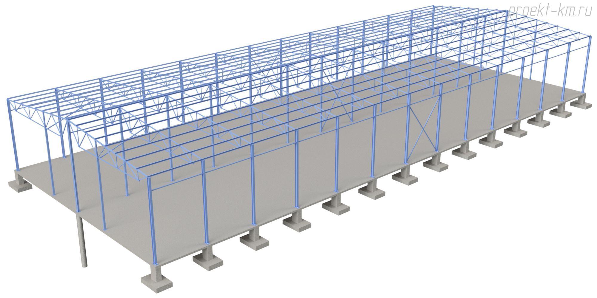 Построить холодный склад