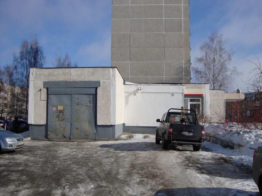 Надстройка каркаса верхнего этажа на существующее здание