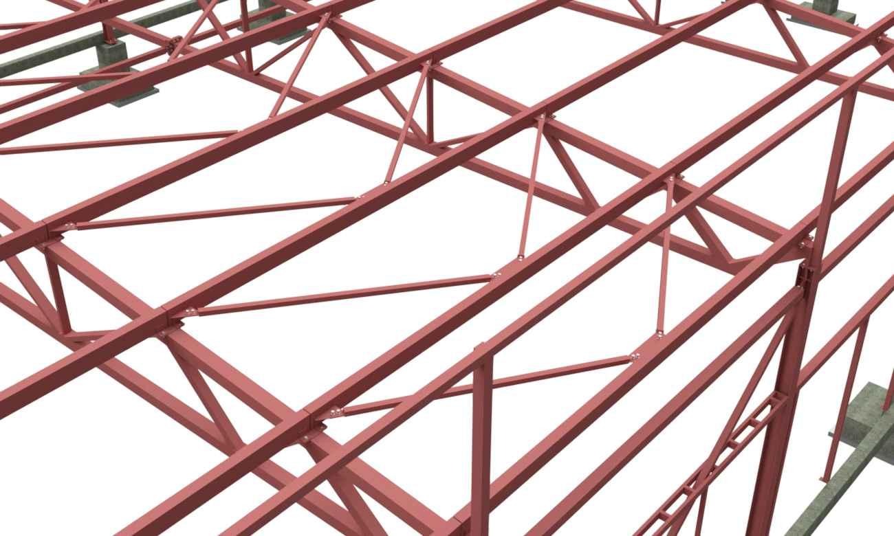 Быстровозводимые конструкции сооружения